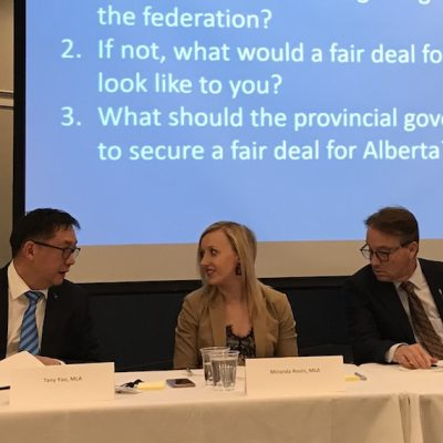 As predicted, 'Fair Deal' Panel reheats the Firewall Manifesto to manufacture consent for policies Albertans don't want