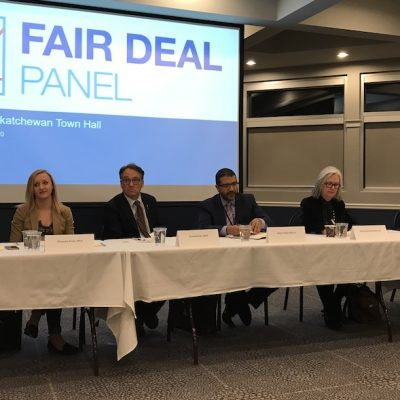 Loudest message from Fort Saskatchewan 'Fair Deal Panel' town hall? Hands off our CPP!