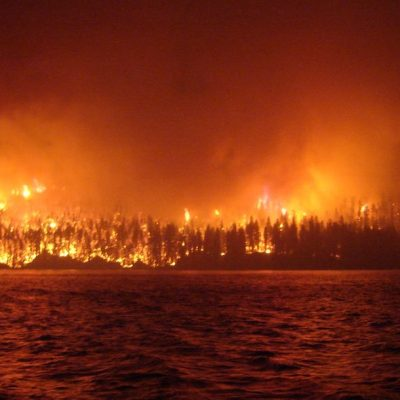 Jason Kenney fiddles (with climate policy) while Alberta burns