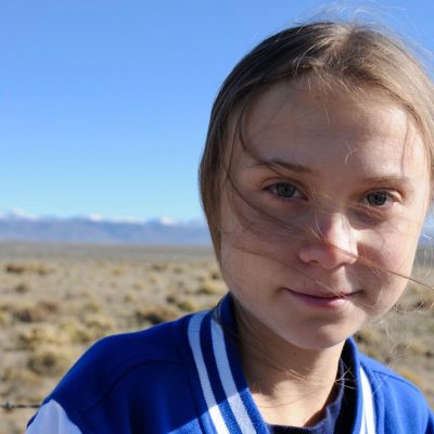Greta Thunberg heads for Wild Rose Country: first chance for the UCP's War Roomers to mess up big time!