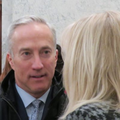 Guy Kerr can't be blamed for the Alberta WCB's troubles, but his resignation is an opportunity to get it back on track