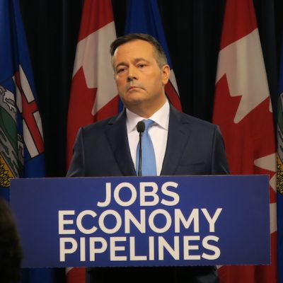 Kenney to Trudeau: Adopt Andrew Scheer's energy platform or Alberta will hold a meaningless equalization referendum!