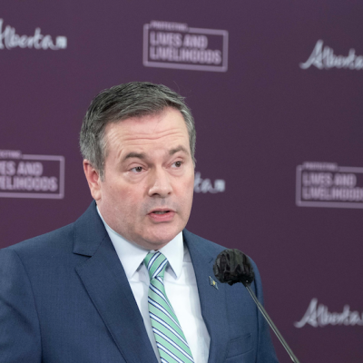 Kenney's surrender to COVID: Has the Great Barrington Declaration become the Great Edmonton Declaration?