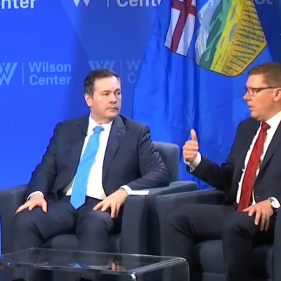 Jason Kenney names Gerry Butts and Barack Obama in latest UCP conspiracy theory!