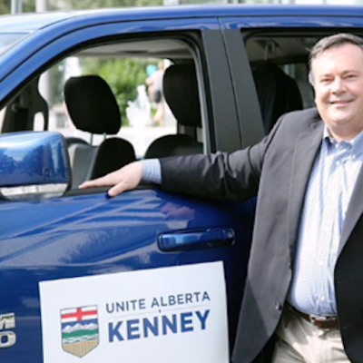 Wondering about Jason Kenney: Would you buy a used truck from this man?