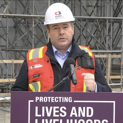 UCP explains away Jason Kenney's lost $1.3-billion KXL gamble by lumping it into 'historic' infrastructure budget