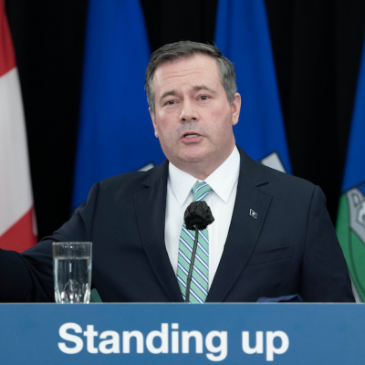 Jason Kenney doubles down on the War Room's War on Bigfoot Family; also mentions 'citizen initiative' bill