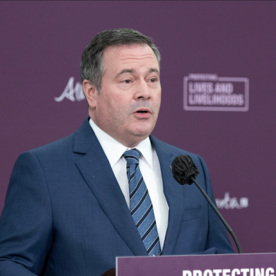 What Jason Kenney calls the virus-versus-vaccine race is part of Alberta's problem fighting COVID-19