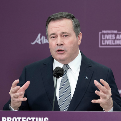 On a wing and a prayer, Alberta reluctantly adopts stricter measures to counter frightening upswing in coronavirus variants; AHS fences off GraceLife Church