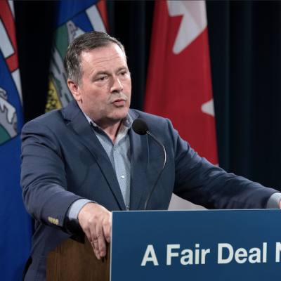 Confronting reality, Kenney Government puts off plans for referendums on grabbing CPP, creating provincial police force