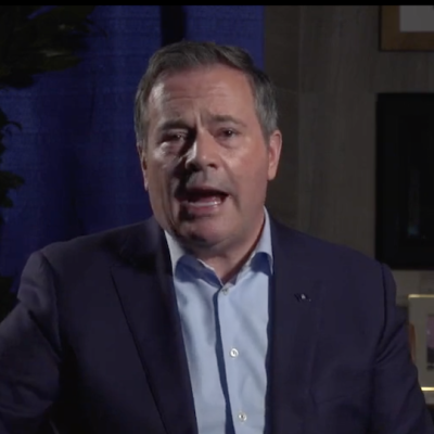 How low can Jason Kenney go? This week's poll, same as last week's poll, puts him at 22%