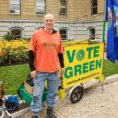 Green Party candidate drops out in Edmonton Strathcona, urges supporters to switch to NDP