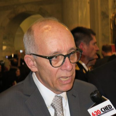 Paperwork SNAFU! Elections Alberta says Stephen Mandel can't run! Alberta Party lawyers say he can! Stand by for video!