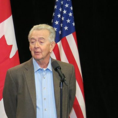 Stephen Harper and Preston Manning, joined at the hip by history and not particularly liking it, make changes