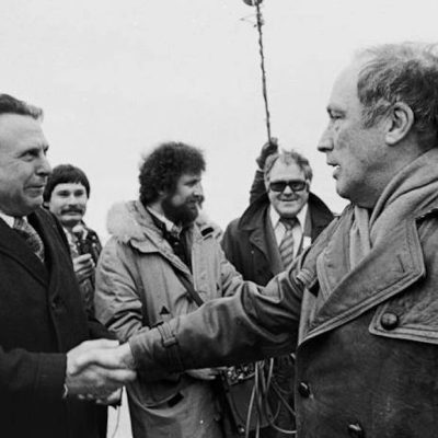 How propaganda became memory: Pierre Trudeau, Alberta and the National Energy Program