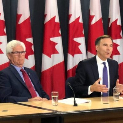 Trudeau Liberals call the opposition's bluff and 'nationalize' (sort of, maybe) the Trans Mountain Pipeline
