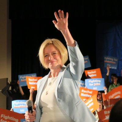 Rachel Notley and the NDP can thank their lucky stars they didn't eke out a victory last April