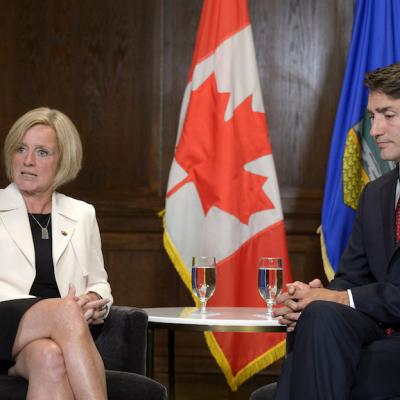 Say hello to the hurtin' Albertans, Mr. Trudeau: If the premier ain't happy, ain't nobody happy!