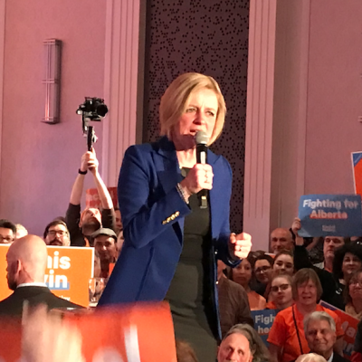 Pundits want you to believe negative campaigning hurt the NDP – it likely saved their bacon!