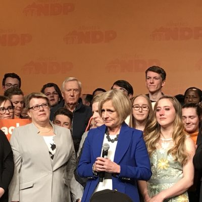 Guest Post: Why Alberta's NDP will be living dangerously for the next four years