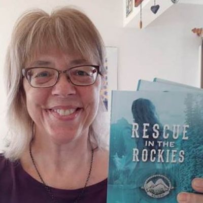 Rescue in the Rockies by Edmonton's Rita Feutl tops Audreys Books' fiction bestseller list