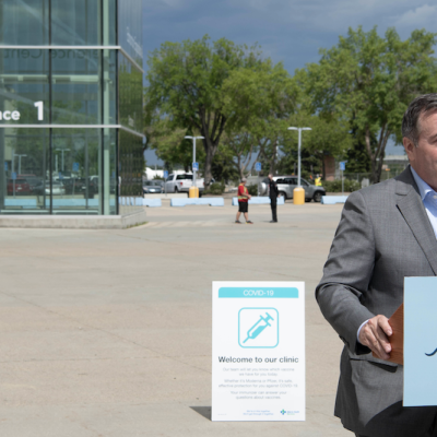 Lotto Vaxx: Can the Kenney Government give away cash money without seriously messing up?