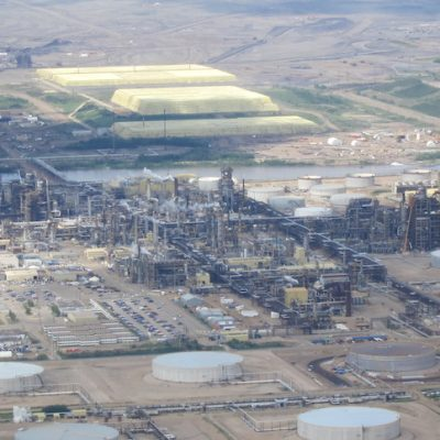 Report forecasts future of Alberta's oilsands as more production, fewer jobs, and less spending