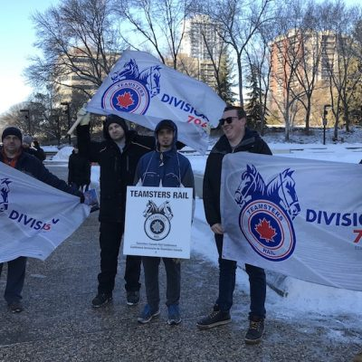 What media mostly misses about the national rail strike by CN train crews and yard workers