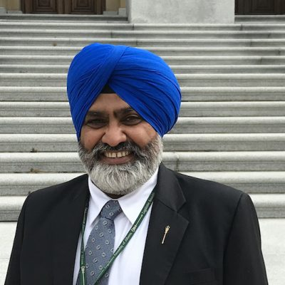 Elections Alberta slaps $33,500 fines on UCP MLA Devinder Toor, campaign finance manager and related company