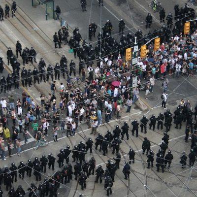 Corrupt language corrupts minds: Police are civilians, under control of civilians