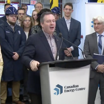 Alberta's 'Energy War Room' appears to be operating in defiance of the Canada Elections Act