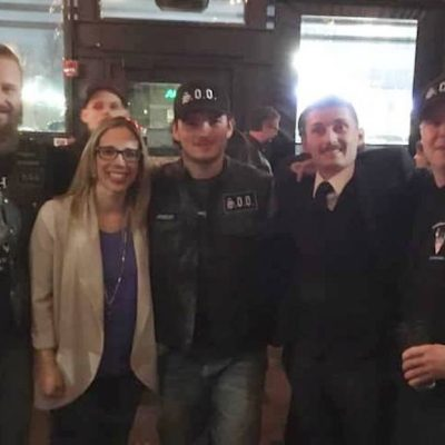 Never mind the RSVP! UCP candidates' reaction to storm over photos with 'Soldiers of Odin': We had no idea!