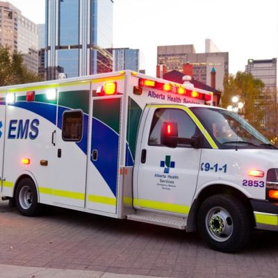 Mayor in the heart of the oilsands dares Jason Kenney to fire him in fight over deteriorating ambulance service