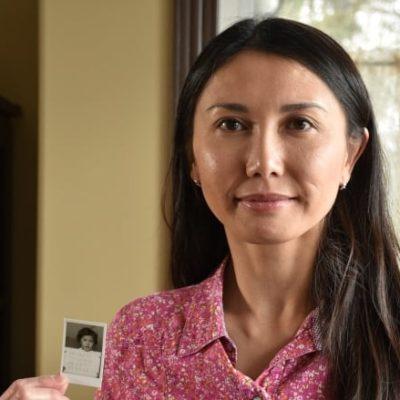 A Grain of Rice by Nhung Tran-Davies tops Audreys Books' Edmonton Fiction Bestseller list this week